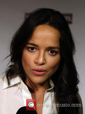 Michelle Rodriguez at Tcl Chinese 6 Theatres