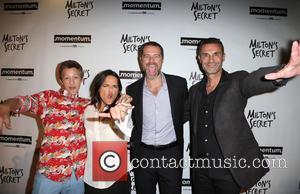 Percy Hynes-white, Michelle Rodriguez, David Sutcliffe and Barnet Bain