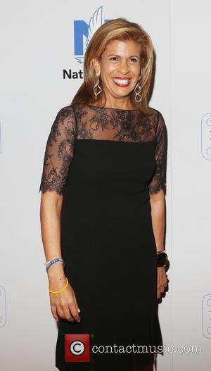 U.s. Tv Host Hoda Kotb Adopts Baby Girl