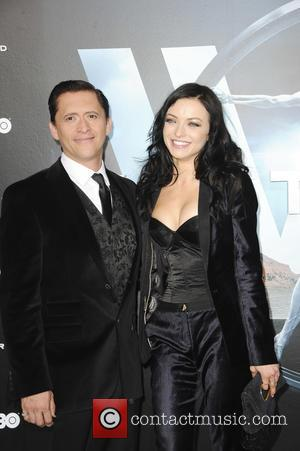 Clifton Collins Jr. and Francesco Eastwood