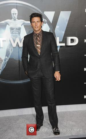 James Marsden at the premiere of the HBO drama series 'Westworld'  - Los Angeles, California, United States - Wednesday...