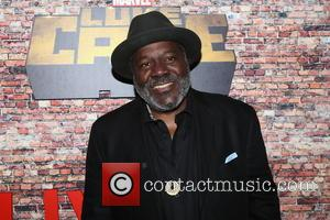 Frankie Faison at the New York Premiere of Marvel's new series 'Luke Cage' held at AMC Magic Johnson Harlem Theatre...
