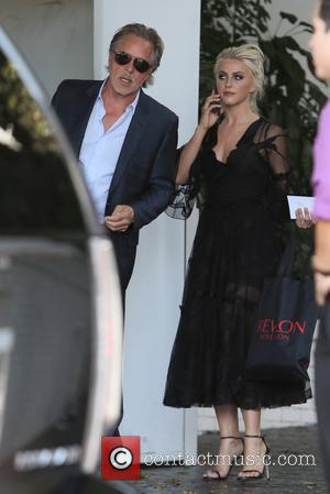 Don Johnson and Julianne Hough