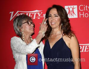 Rita Moreno and Daughter Fernanda Luisa Gordon