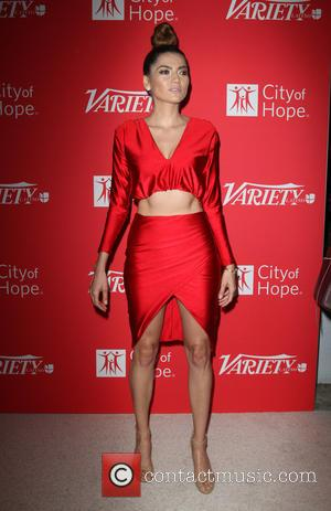 Blanca Blanco at Variety Latino's '10 Latinos to Watch' event held at the London West Hollywood, Los Angeles, California, United...