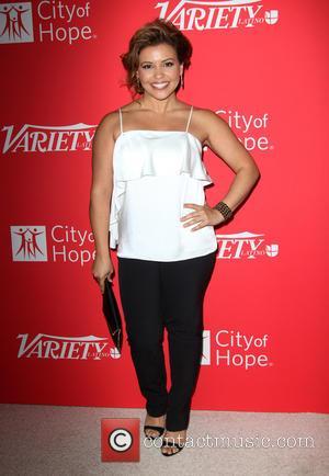 Justina Machado at Variety Latino's '10 Latinos to Watch' event held at the London West Hollywood, Los Angeles, California, United...