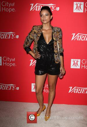 Gabrielle Walsh at Variety Latino's '10 Latinos to Watch' event held at the London West Hollywood, Los Angeles, California, United...