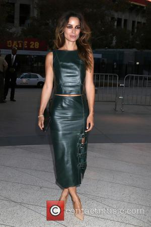Berenice Marlohe at the 'Voyage Of Time: The IMAX Experience' Premiere held at the California Science Center, Los Angeles, California,...
