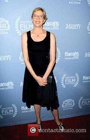 Annette Bening at the San Diego International Film Festival's Night of the Stars Tribute sponsored by Variety held at La...