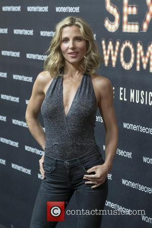 Elsa Pataky attends a photocall for the musical of 'Women' Secret' in Madrid, Spain - Thursday 29th September 2016