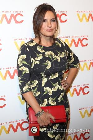 Mariska Hargitay at The Women's Media Center '2016 Women's Media Awards' Honoring Samantha Bee, Salma Hayek Pinault, Joy Reid, Anita...