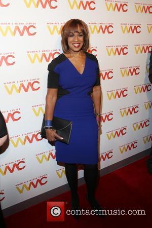 Gayle King at The Women's Media Center '2016 Women's Media Awards' Honoring Samantha Bee, Salma Hayek Pinault, Joy Reid, Anita...