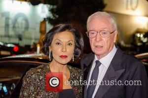 Sir Michael Caine and Shakira Caine
