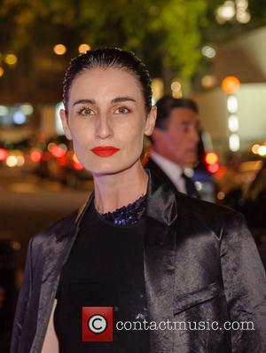Erin O'Connor at the opening of the new Annabel's, private members club, in London United Kingdom - Friday 30th September...