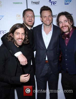 Dan Reynolds, Joel Mchale and Imagine Dragons