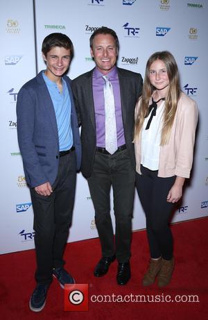 Chris Harrison, Josh and Taylor
