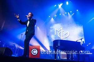 Matt Goss performs at The SSE Arena, Wembley marking his triumphant return. London, United Kingdom - Saturday 1st October 2016