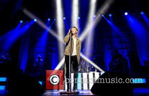 Ronan Keating performs live at the Bournemouth International Centre, United Kingdom - Saturday 1st October 2016