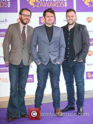 Scouting For Girls Stranded After Gig