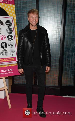 Lloyd Daniels at the opening night of Be My Baby held at Manchester's Lowry Theatre. Many Coronation Street stars headed...
