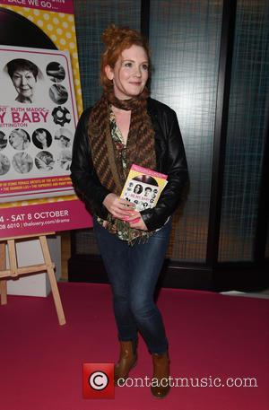 Jenny McAlpine at the opening night of Be My Baby held at Manchester's Lowry Theatre. Many Coronation Street stars headed...