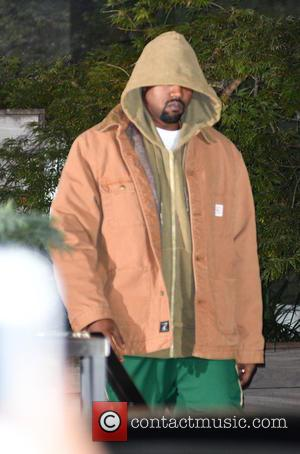 "Kanye West ""Distancing"" Himself From Politics"