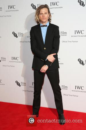 Dougie Poynter on the red carpet at the 2016 IWC Gala in honour of The British Film Institute London, United...