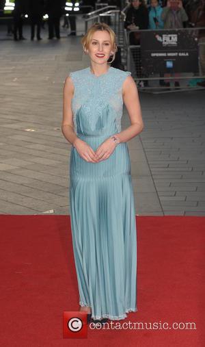 Laura Carmichael at the BFI London Film Festival premiere of 'A United Kingdom', London, United Kingdom - Wednesday 5th October...