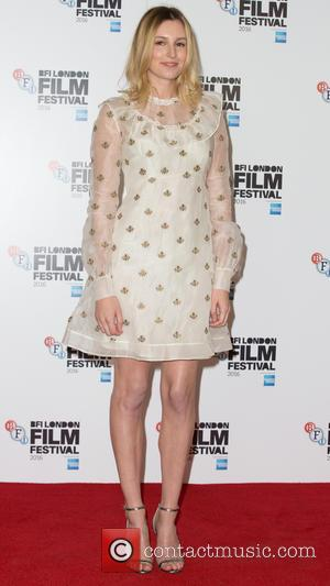 Laura Carmichael attends the LFF Opening Night Gala photocall for her new film 'A United Kingdom' held at the May...