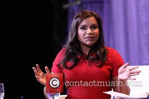 Mindy Kaling attends the Pennsylvania Conference for Women as the keynote speaker. The conference was held at the Pennsylvania Convention...