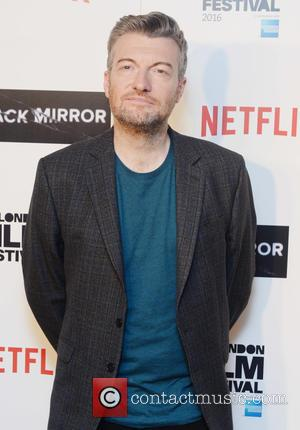 Charlie Brooker - BFI London Film Festival - 'Black Mirror' - Photocall at London Film Festival - London, United Kingdom...