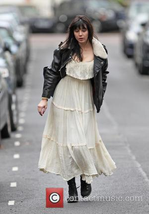 Daisy Lowe on her way to rehearsals for 'Strictly Come Dancing' in primrose hill, London, United Kingdom - Thursday 6th...