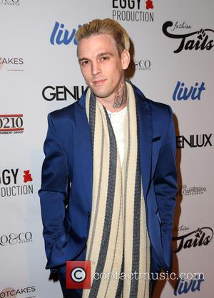 Aaron Carter: 'My Depression Was Brought On By Parents' Divorce'