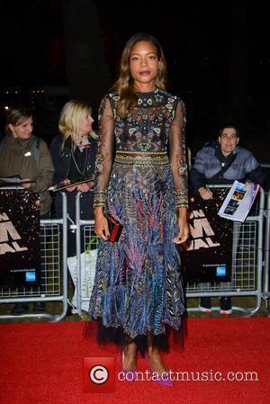 Naomie Harris at Bfi London Film Festival