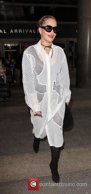 Rita Ora: 'I'm Happiest In The Recording Studio'