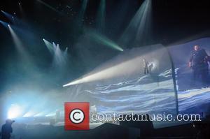 Bear Grylls at Wembley