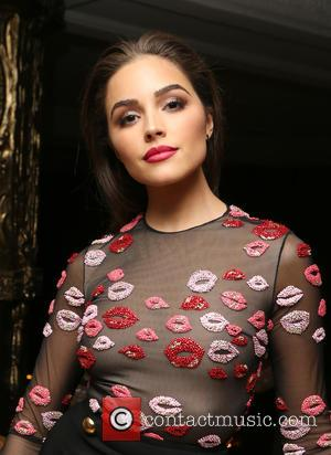 Olivia Culpo - LaPalme Magazine Fall 2016 Issue Release Party - Inside at Le Petit Paris - Los Angeles, California,...