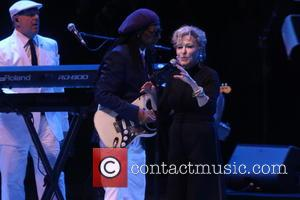 Bette Midler and Nile Rodgers