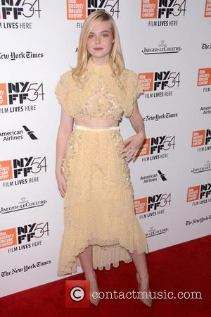 Elle Fanning Stalked Channing Tatum During A Beyonce Concert