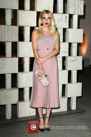 Emma Roberts at The Hammer Museum's Annual Gala in the Garden held at Hammer Museum, Los Angeles, California, United States...