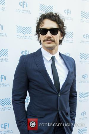 James Franco on the red carpet for his new movie 'In Dubious Battle' held at the Mill Valley Film Festival...