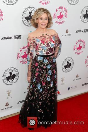 Jane Fonda: 'Working Out Is Empowering'