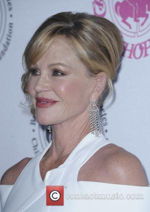 Melanie Griffith seen at the 2016 Carousel of Hope Ball - Los Angeles, California, United States - Sunday 9th October...