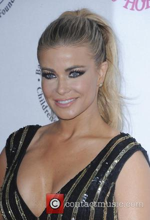 Carmen Electra seen at the 2016 Carousel of Hope Ball - Los Angeles, California, United States - Sunday 9th October...