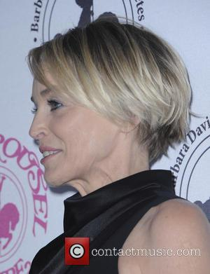 Sharon Stone seen at the 2016 Carousel of Hope Ball - Los Angeles, California, United States - Sunday 9th October...