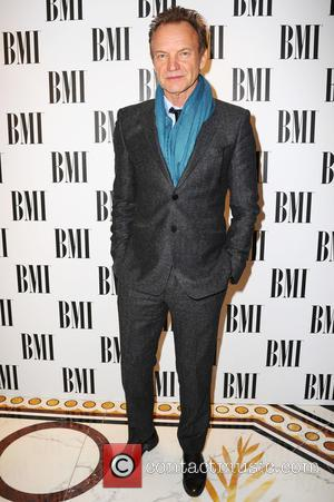 Sting AKA Gordon Sumner at the 2016 BMI London Awards held at Dorchester Hotel, Park Lane, London, United Kingdom -...