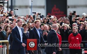 Prince William, Duke Of Cambridge and Prince Harry