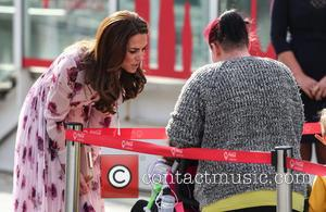Catherine Duchess Of Cambridge and Kate Middleton