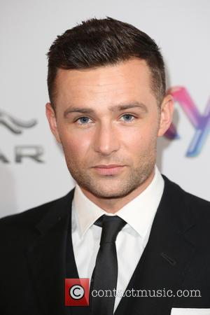 Harry Judd on the red carpet at the 2016 Attitude Awards, London, United Kingdom - Monday 10th October 2016