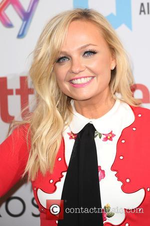 Emma Bunton on the red carpet at the 2016 Attitude Awards, London, United Kingdom - Monday 10th October 2016
